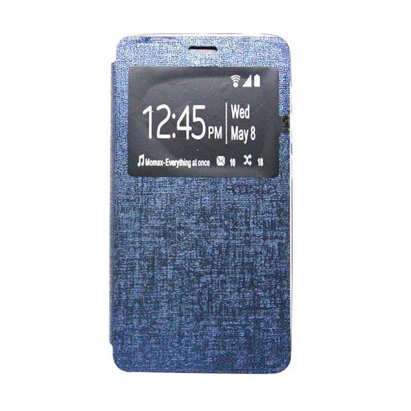 Ume Flip Cover Casing for Samsung A710 - Biru