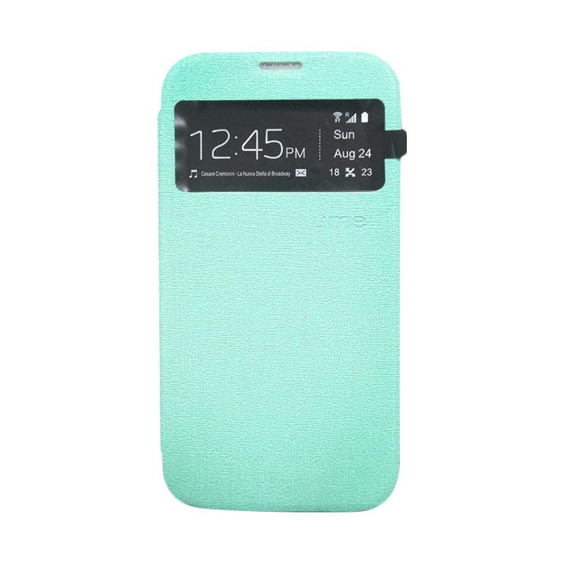 Ume Flip Cover Casing for Samsung A710 - Hijau