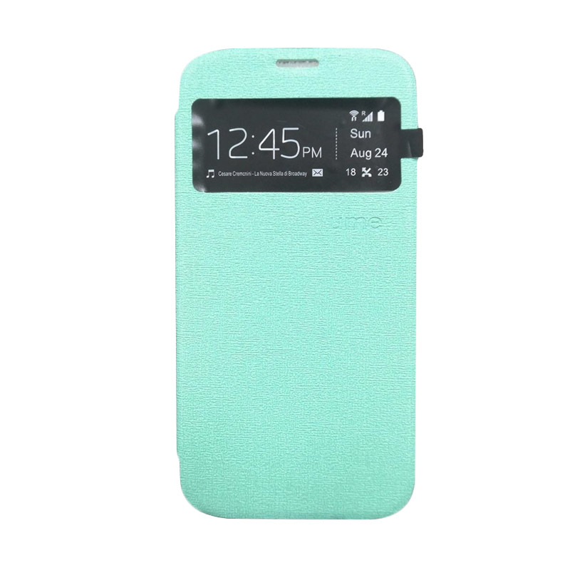 Ume Flip Cover Casing for Samsung Galaxy A5 - Hijau
