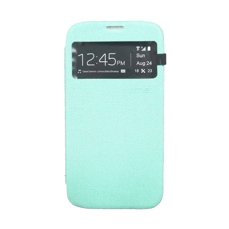 Ume Flip Cover Casing for Samsung Galaxy A7 - Hijau