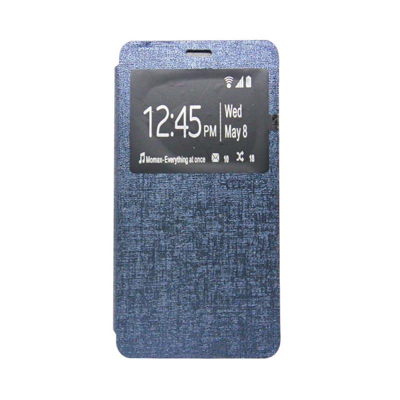Ume Flipcover Casing for Samsung Galaxy J1 - Biru