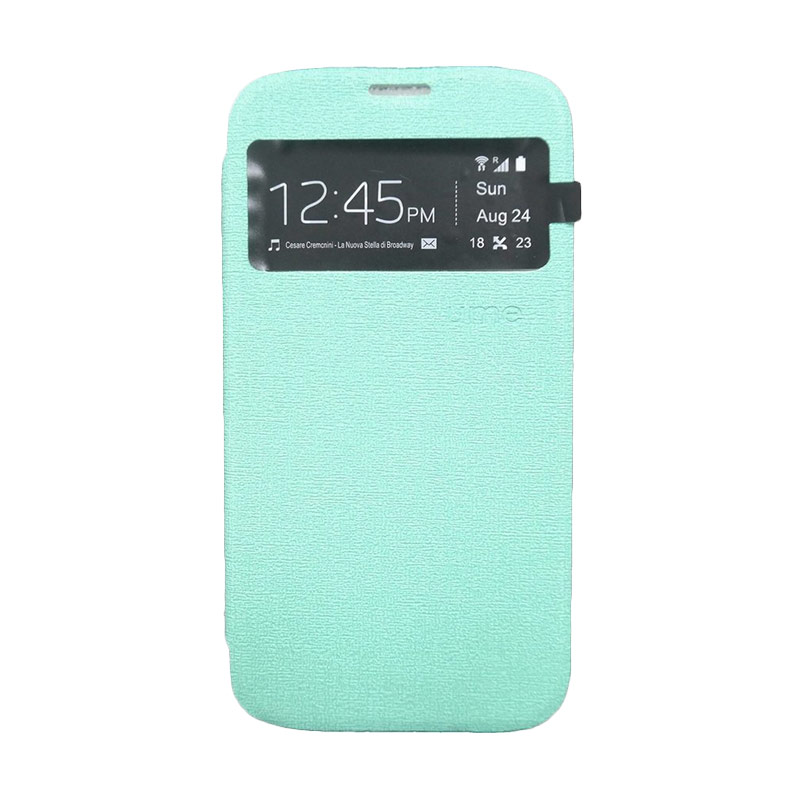 Ume Flip Cover Casing for Samsung Galaxy J7 - Hijau
