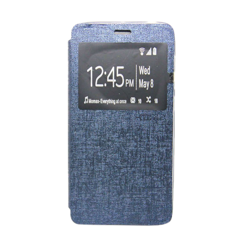 Ume Flip Cover Casing for Xiaomi Redmi 1S - Biru