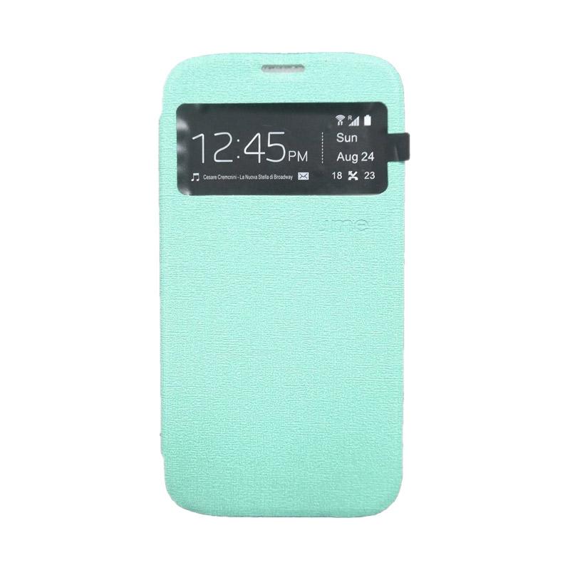 Ume Flip Cover Casing for Xiaomi Redmi 1S - Hijau
