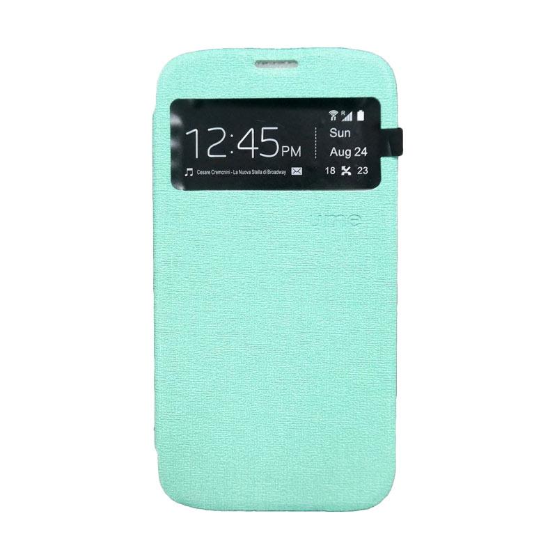Ume Flip Cover Casing for Xiaomi Redmi Note - Hijau