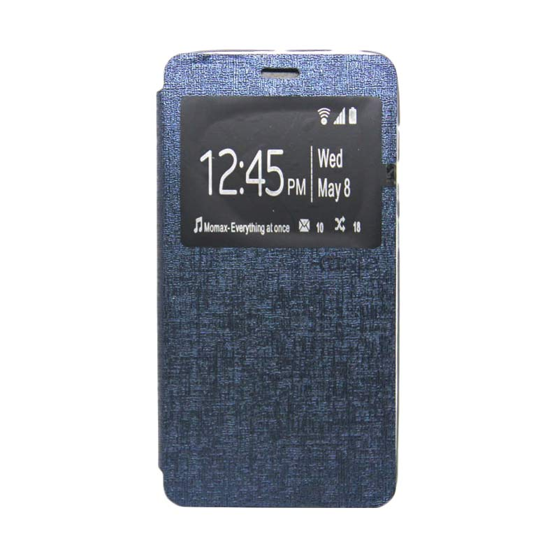 Ume Flip Cover Casing for Xiaomi Redmi Note 3 - Biru