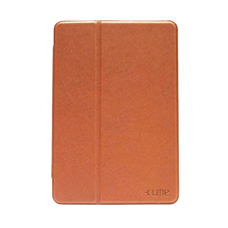 harga Ume Leather Cokelat Flipcover Casing Tablet for iPad Mini 2 Blibli.com