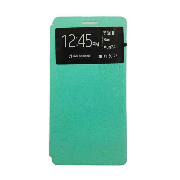 UME USA Hijau Flipcover for Samsung Galaxy Core 2 G355H