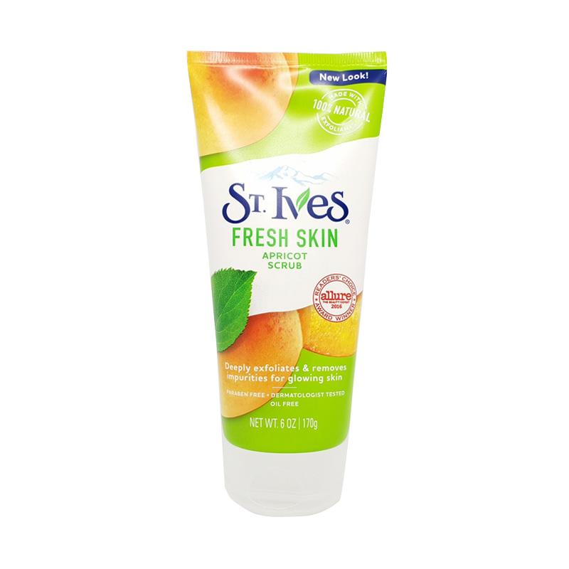 St Ives Fresh Skin Apricot Scrub 170 g