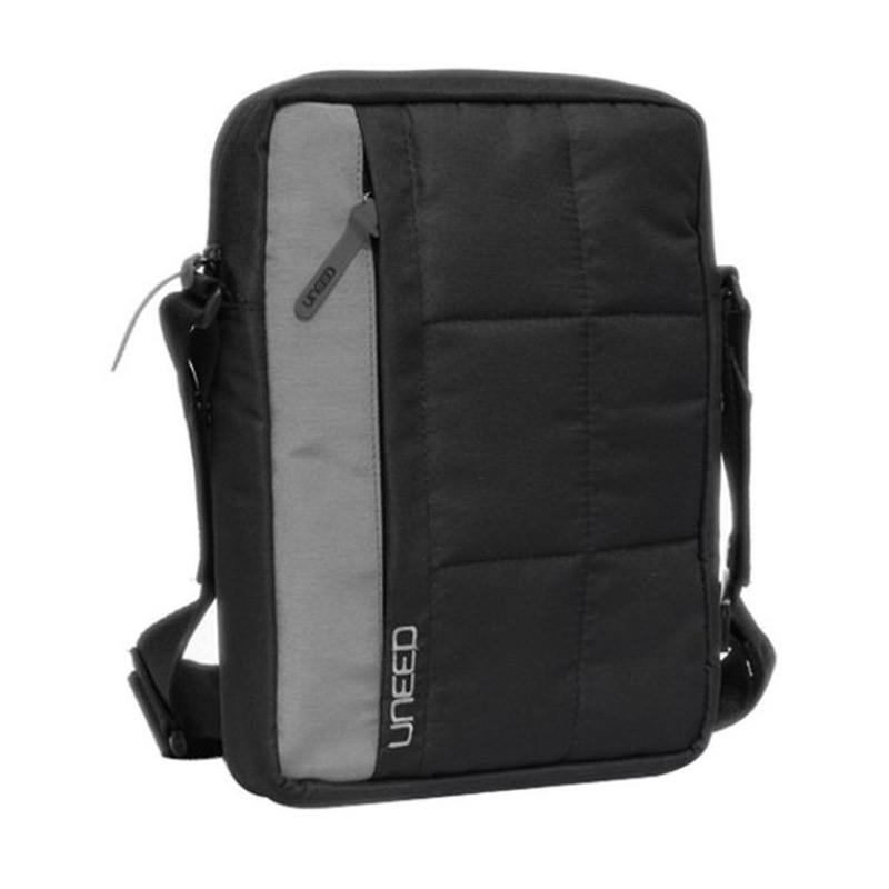 harga Uneed Duty Day Grey Tas Slempang Messenger for Tablet or NetBook Blibli.com