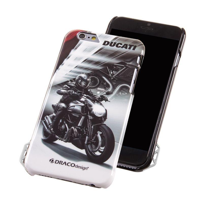 Draco Ducati Diavel Dark Ultra Slim Casing for iPhone 6