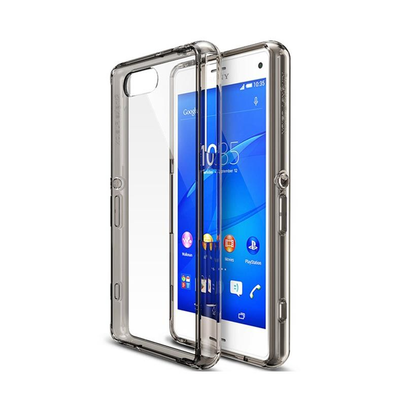 Rearth Ringke Fusion Compact - Crystal Clear Casing for Sony Xperia Z3