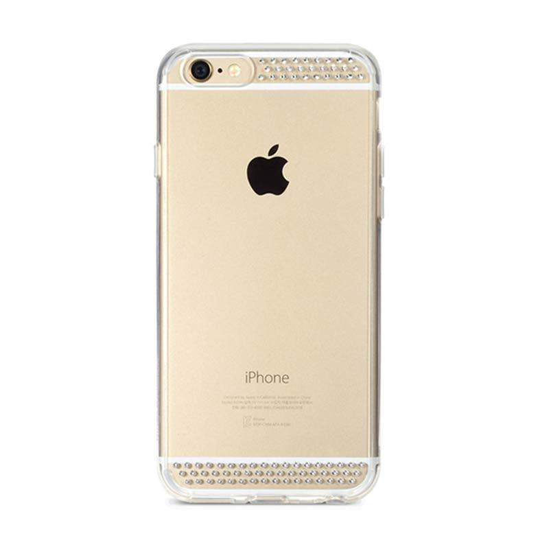Rearth Ringke Fusion Noble Line Crystal View Casing for iPhone 6 [4.7 Inch]