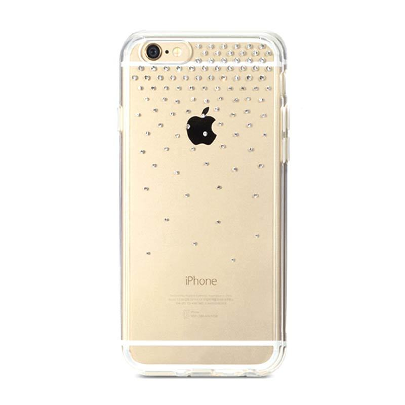 Rearth Ringke Fusion Noble Snow Crystal View Casing for iPhone 6 Plus