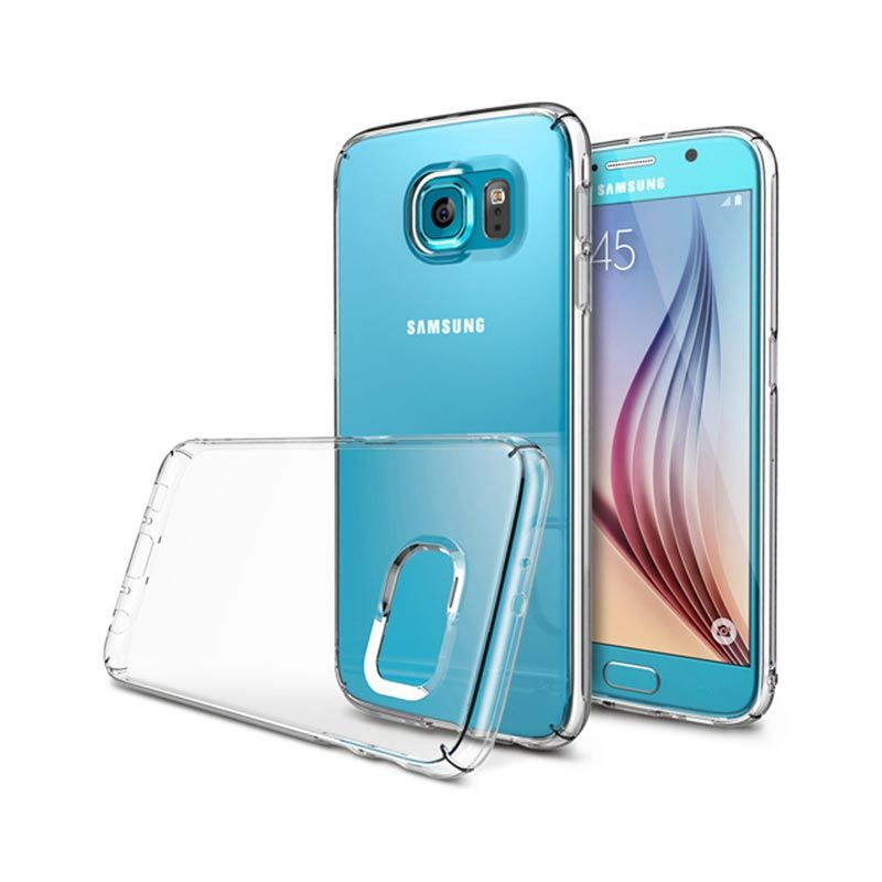 Rearth Ringke Slim Crystal Clear Casing for Galaxy S6