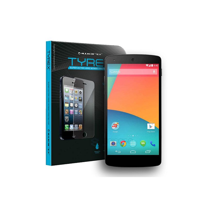 Tyrex Tempered Glass Screen Protector for LG G3