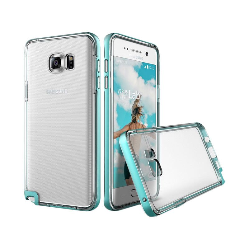 Verus Crystal Bumper Mint Casing for Galaxy Note 5