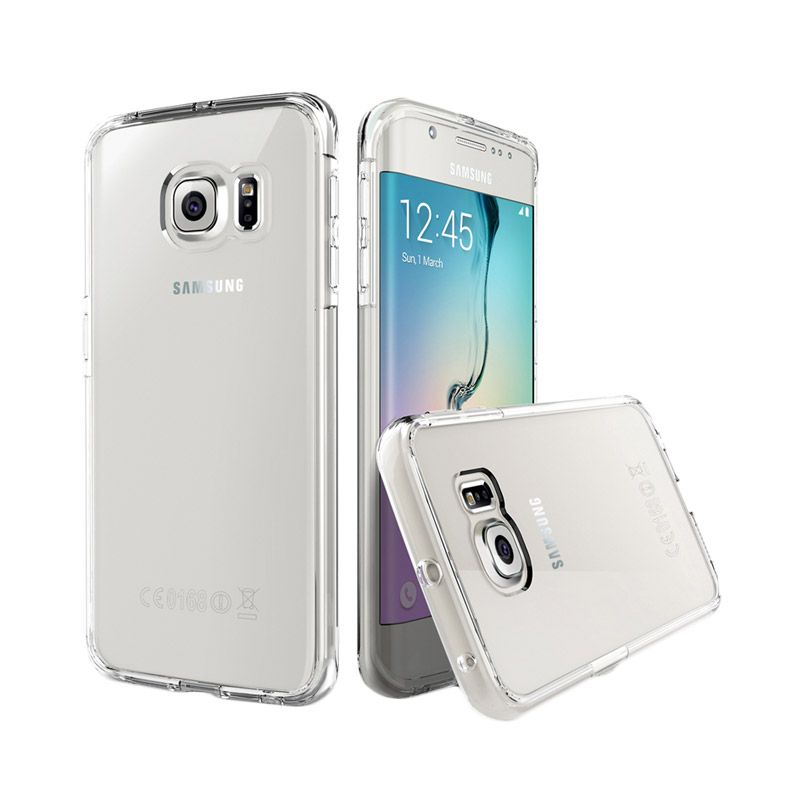 Verus Crystal Mixx Clear Casing for Samsung Galaxy S6 Edge