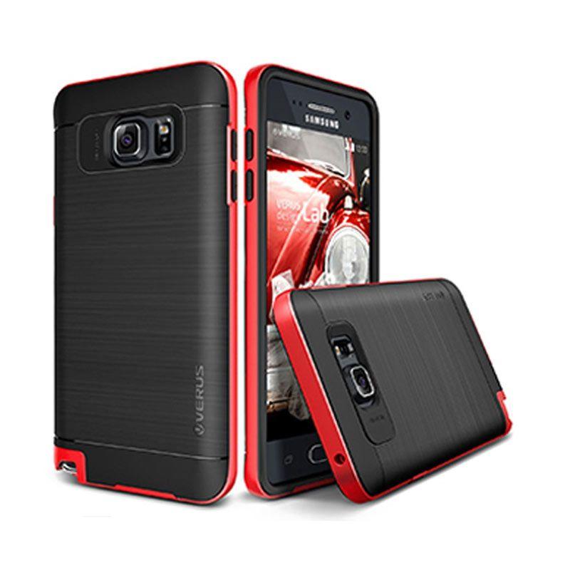 Verus High Pro Shield Crimson Red Casing for Samsung Galaxy Note 5