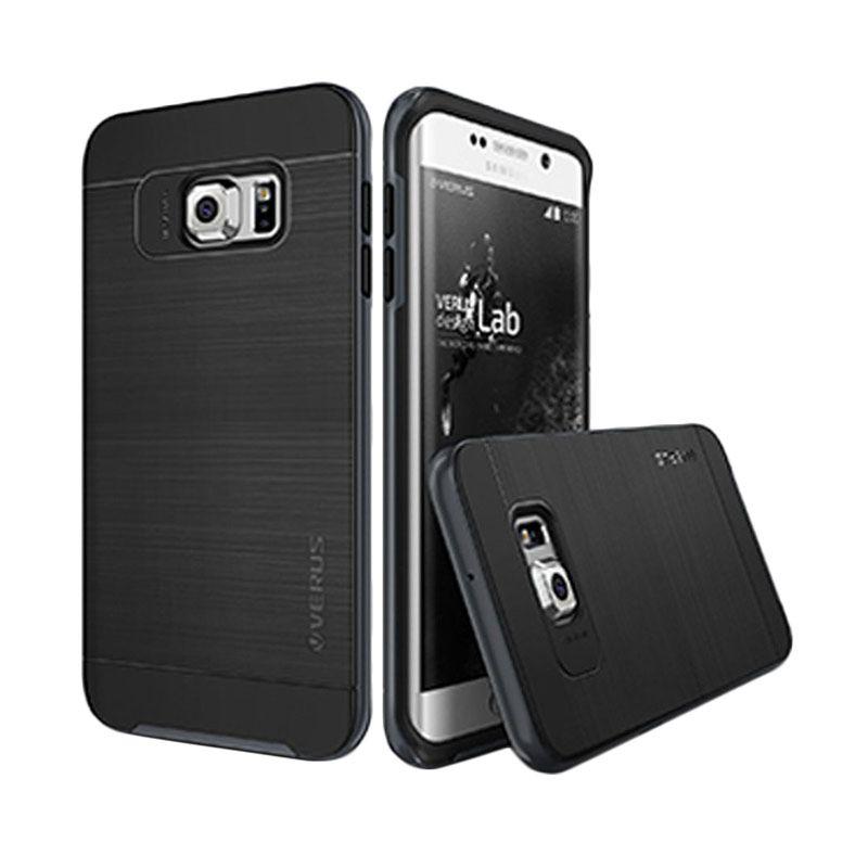 Verus High Pro Shield Steel Silver Casing for Samsung Galaxy S6 Edge Plus