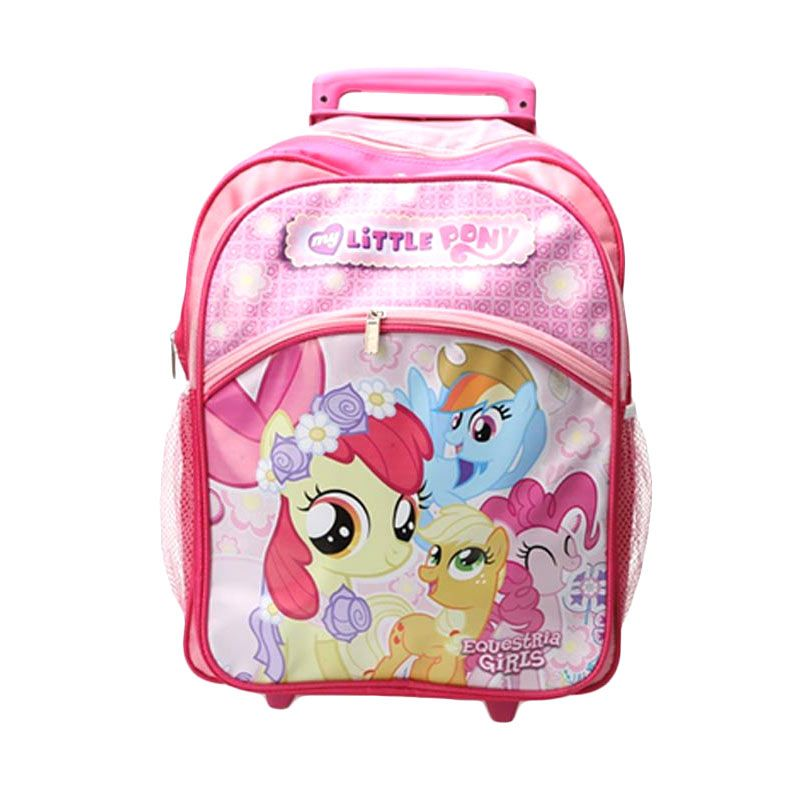 Unico 2LP-6 My Little Pony Large Pink Tas Trolley