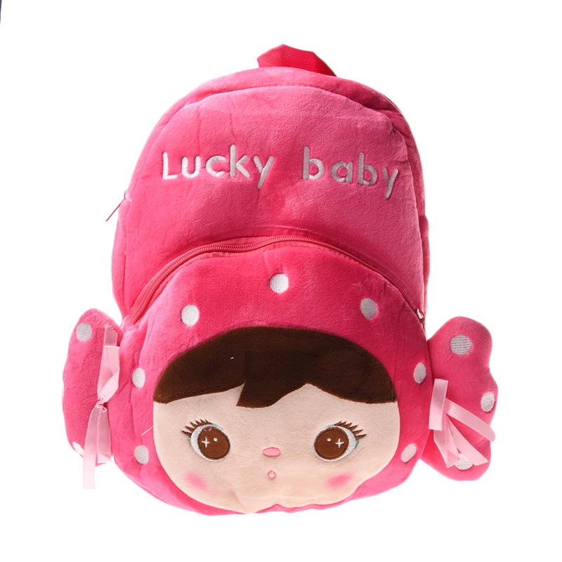 Unico L2C2 2 Resleting L Lucky Baby Candy Fanta Ransel Anak