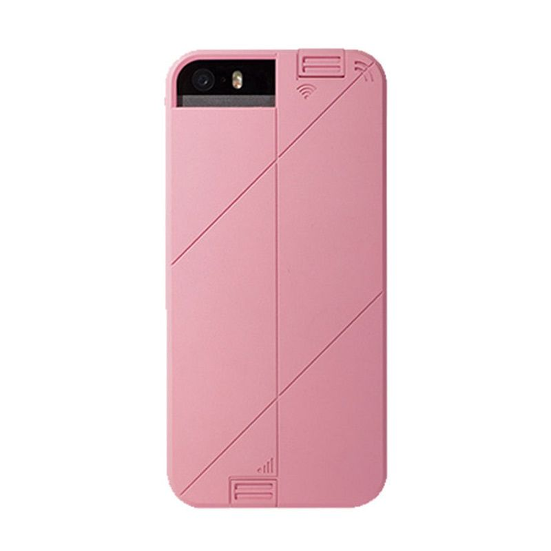 Absolute Linkase Pro 3G Wifi Signal Enhancing Case for iPhone 5/5S Blush Pink