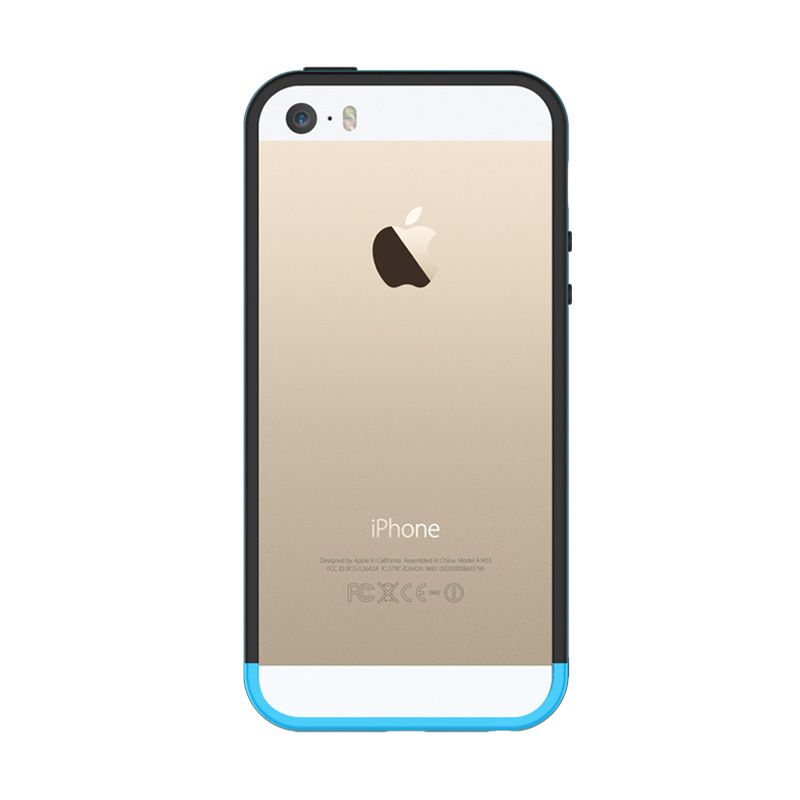 Araree HUE for iPhone 5/5S Blue