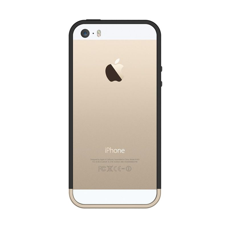 Araree HUE for iPhone 5/5S Gold