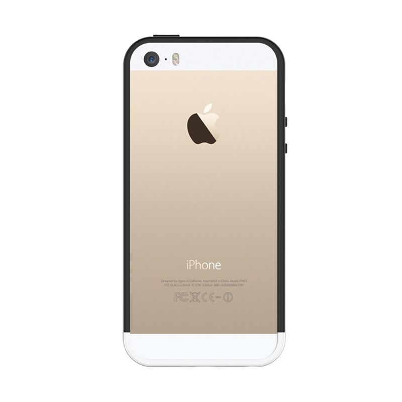 Araree HUE for iPhone 5/5S White