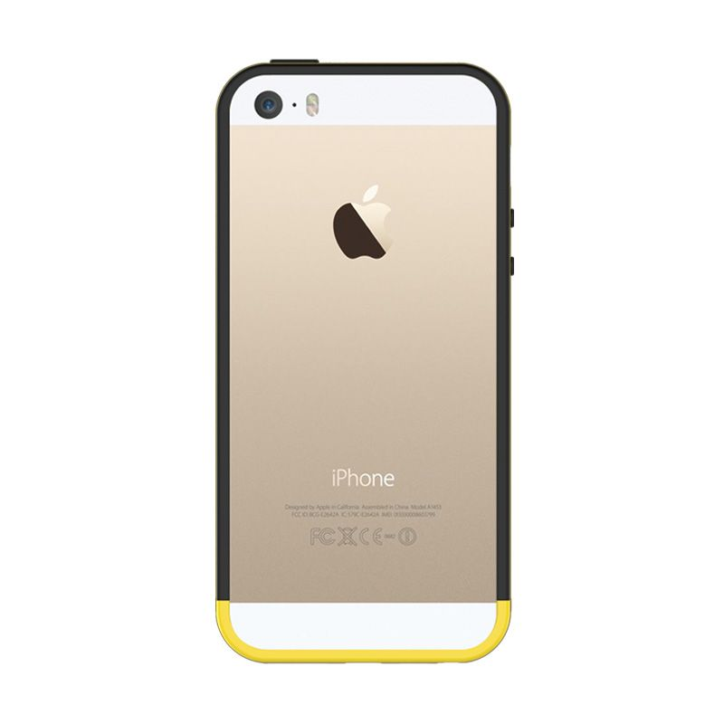 Araree HUE for iPhone 5/5S Yellow