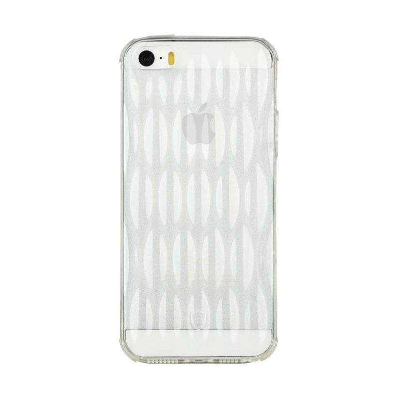 Baseus Air Bag White Casing for iPhone 5 or 5s