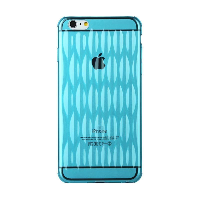 Baseus Air Bag Case for iPhone 6 Plus Blue
