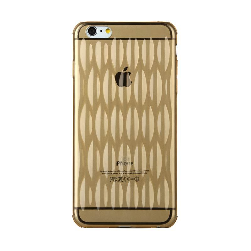 Baseus Air Bag Case for iPhone 6 Plus Golden