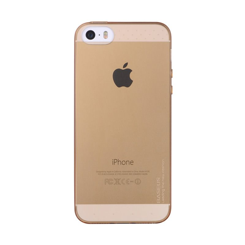 Baseus Air Case for iPhone 5/5s Champagne Gold