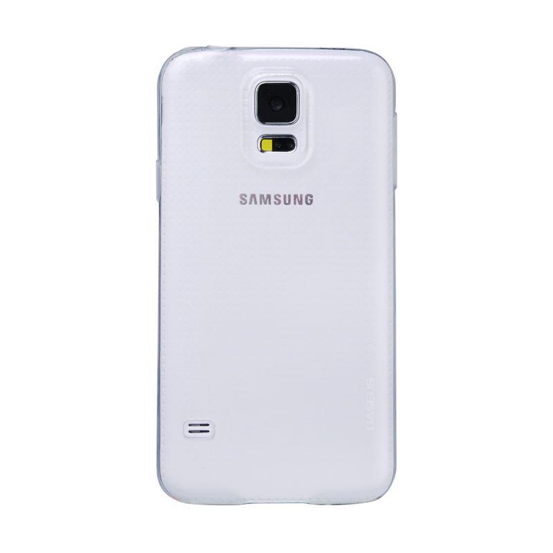 Baseus Air Case For Samsung Galaxy S5 White