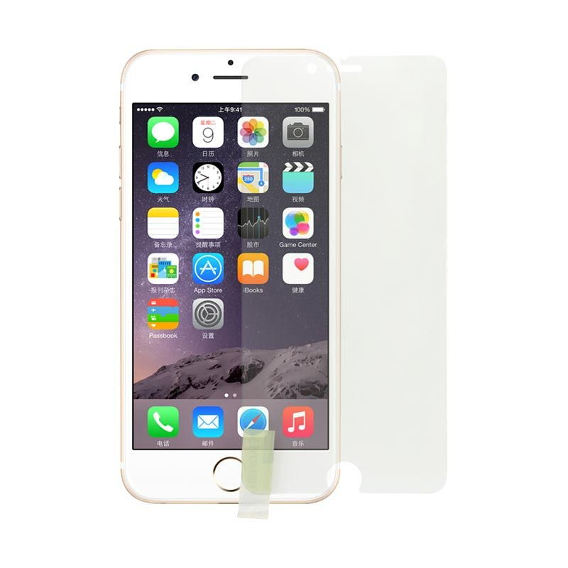 Baseus Anti-Blue Ray Tempered Glass 0.3mm For Iphone 6 Plus Screen Protector