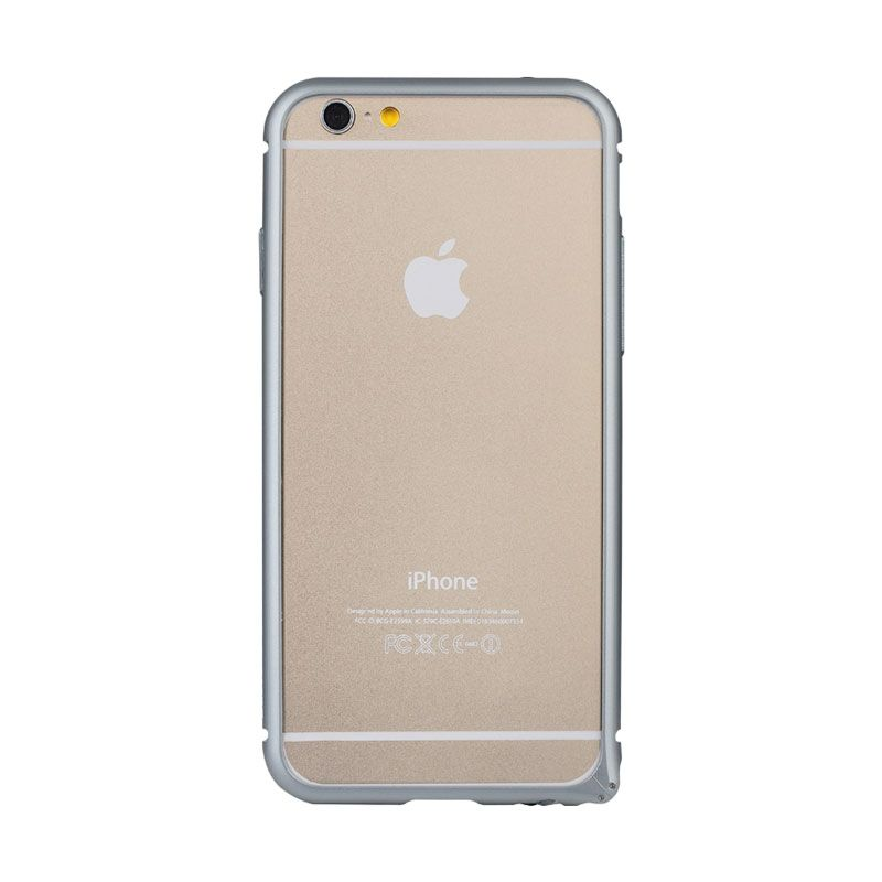 Baseus Arc Bumper Case for iPhone 6 Grey