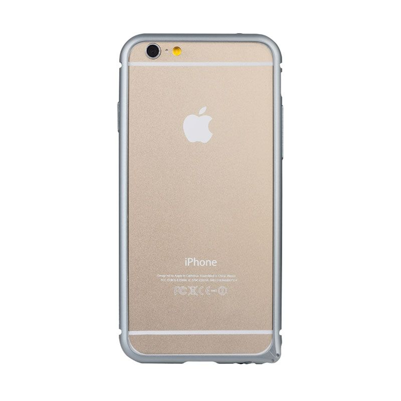 Baseus Arc Bumper Case for iPhone 6 Plus Grey