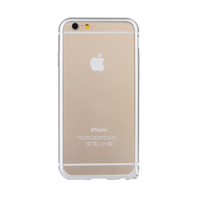 Baseus Arc Bumper Case for iPhone 6 Silver