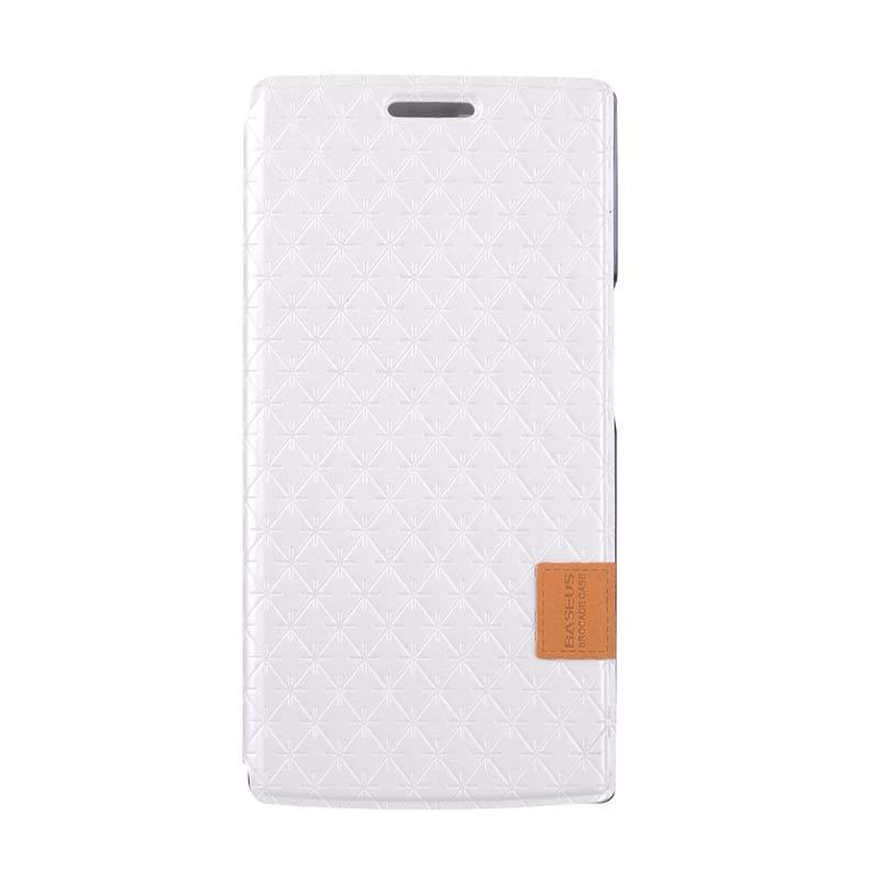 Baseus Brocade Case for OPPO Find 7 Putih