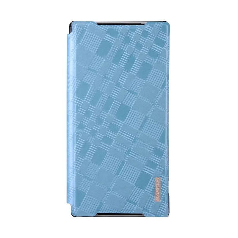 Baseus Brocade Case For Sony Xperia Z2 Blue