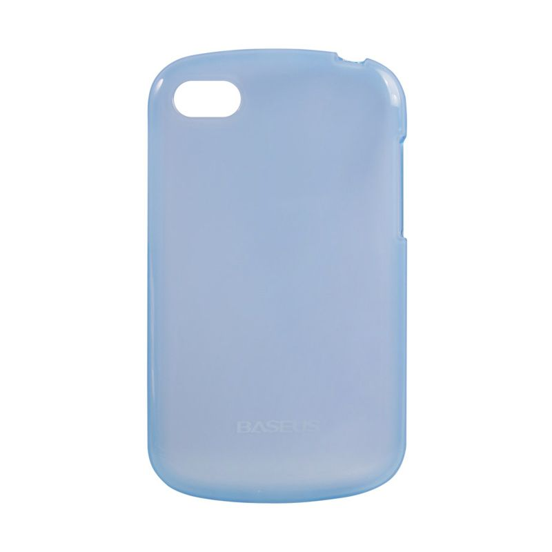 Baseus Colorful Case for BB Q10 Blue