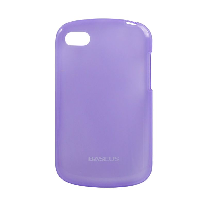 Baseus Colorful Case for BB Q10 Purple