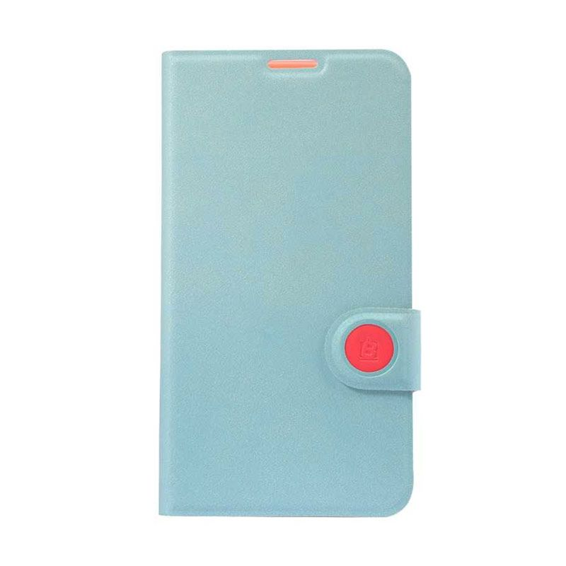 Baseus Colorful Folio for Galaxy S4 Active Light Blue
