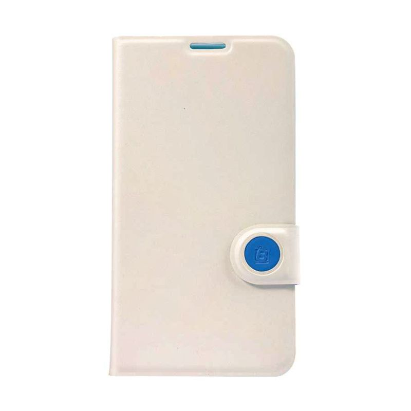 Baseus Colorful Folio for Galaxy S4 Active White