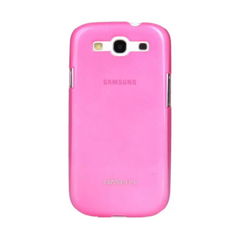 Baseus Crystal Case for Galaxy S3 Pink