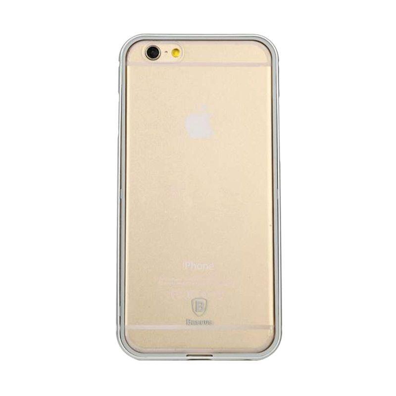 Baseus Crystal Series Case iPhone 6 Dark Gray Casing