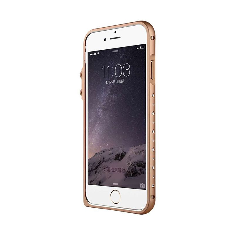 Baseus Eternal Series Gold Casing for iPhone 6 Plus