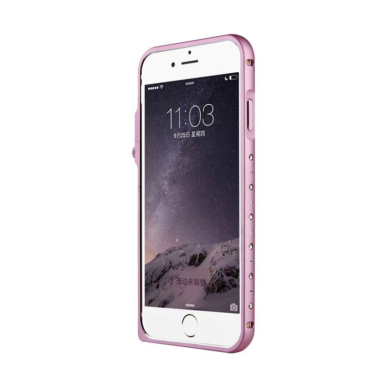Baseus Eternal Series Pink Casing for iPhone 6 Plus